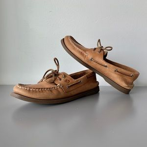 ⛵️ Sperry Top-Sider Authentic Leather Boat Shoe ⛵️